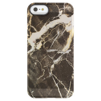 Marbled-Abstract Expressionism Uncommon Permafrost® Deflector iPhone 5 Case