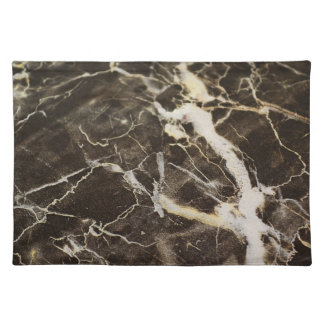 Marbled-Abstract Expressionism Placemat