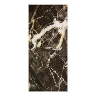 Marbled-Abstract Expressionism Rack Cards