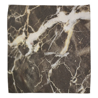 Marbled-Abstract Expressionism Head Kerchief