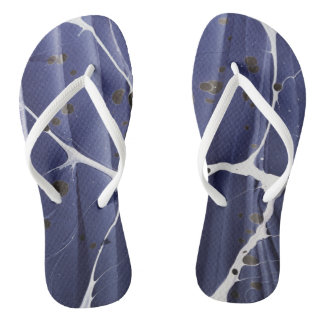 Marbled Abstract Thongs