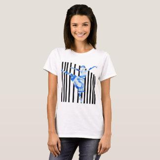 Marbled ballerina T-Shirt