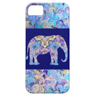 Marbled Elephant iPhone 5 Case Kaleidoscope