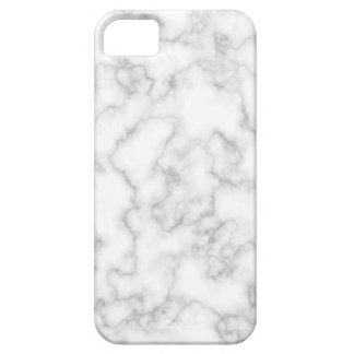 Marbled Gray White Marble Stone Pattern Background Barely There iPhone 5 Case