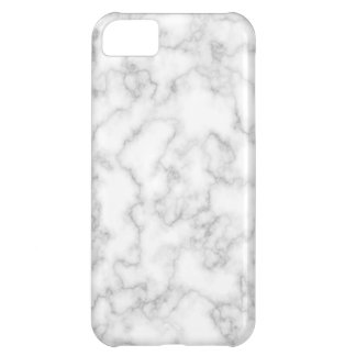 Marbled Gray White Marble Stone Pattern Background iPhone 5C Case