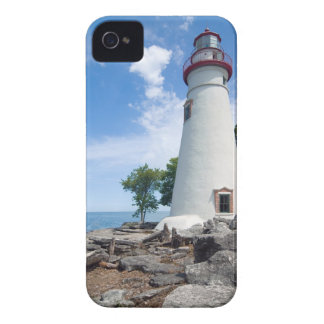 Marblehead Lighthouse iPhone 4 Case-Mate Cases