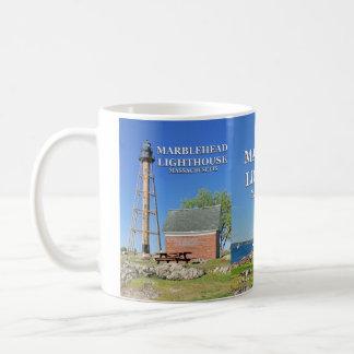 Marblehead Lighthouse, Massachusetts Mug