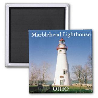 Marblehead Lighthouse, Ohio Magnet