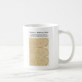 Marbury v. Madison, 5 U.S. 137 (1803) Mug