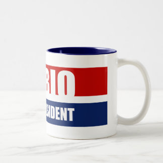 MARC RUBIO 2012 Two-Tone COFFEE MUG