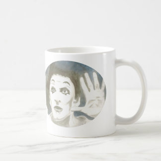 Marcel Marceau needs no words Coffee Mug
