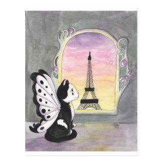 marcel postcard