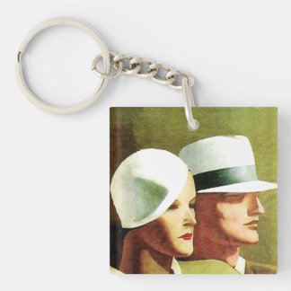 "Marcello Dudovich Book Cover ""Beautiful And The Da Key Ring"