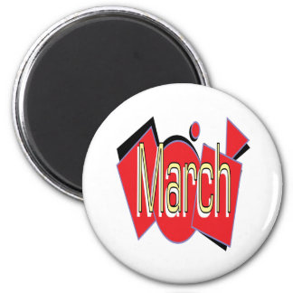 March 4 magnet