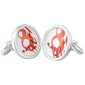 March 8 cuff links