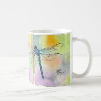 March Dragonfly Coffee Mug