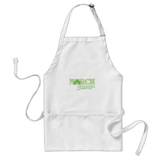 March Drinking Standard Apron