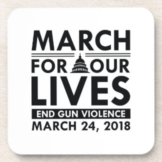 March For Our Lives Coaster