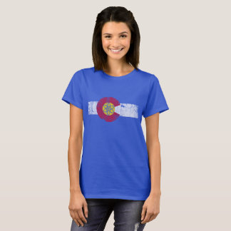 March for Science Colorado Flag T-Shirt