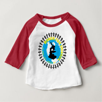 March for Science - Earth Day - 22 April 2017 Baby T-Shirt