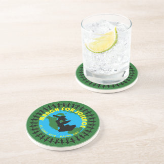 March for Science - Earth Day - 22 April 2017 Coaster