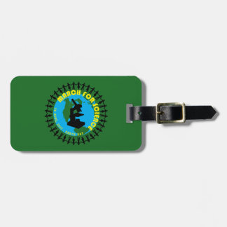 March for Science - Earth Day - 22 April 2017 Luggage Tag