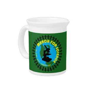 March for Science - Earth Day - 22 April 2017 Pitcher