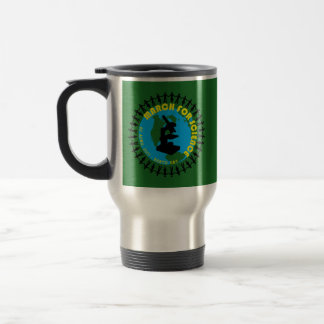 March for Science - Earth Day - 22 April 2017 Travel Mug