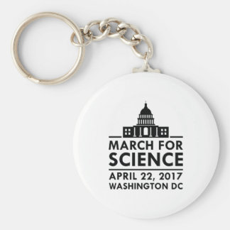 March For Science Key Ring