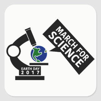 March for Science Stickers
