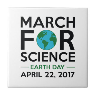 March For Science Tile
