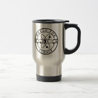 march_for science travel mug