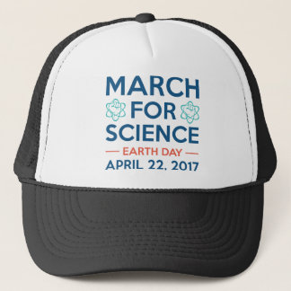 March For Science Trucker Hat