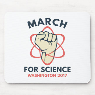 March For Science Washington Mouse Pad