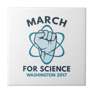 March For Science Washington Tile