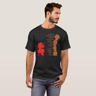 March Forward Men Video Game Shirt