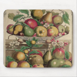 March, from 'Twelve Months of Fruits' Mouse Pad