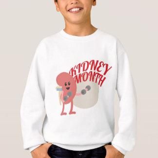 March - Kidney Month - Appreciation Day Sweatshirt