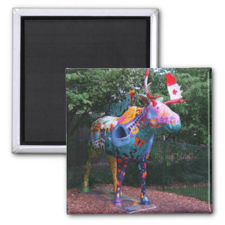 March of Moose Chicago Art Magnet
