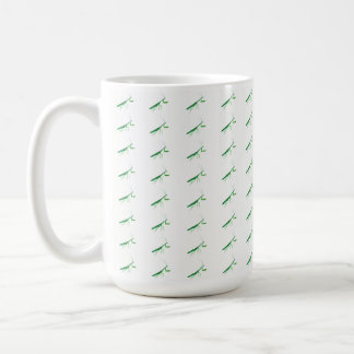 March of the Mantis Coffee Mug