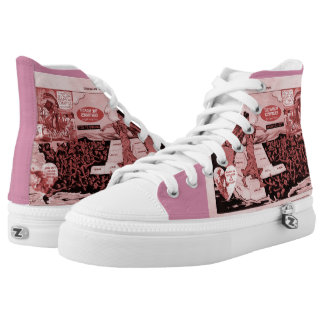 March On High Tops