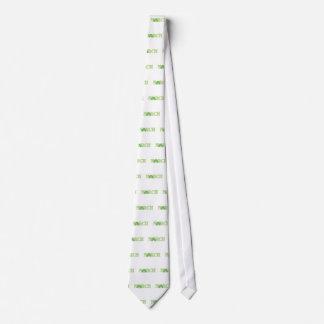 March Shamrock Tie