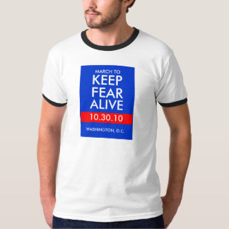 MARCH TO KEEP FEAR ALIVE T SHIRTS