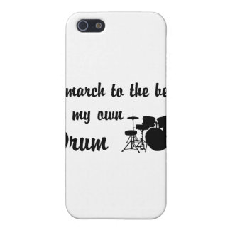 March to the Beat: Drum iPhone 5/5S Cover