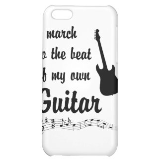 March to the Beat Guitar Cover For iPhone 5C