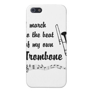 March to the Beat: Trombone Cover For iPhone 5