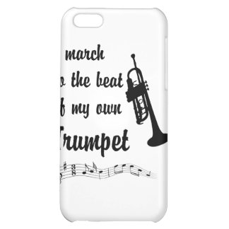 March to the Beat: Trumpet Cover For iPhone 5C