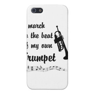 March to the Beat: Trumpet Case For iPhone 5