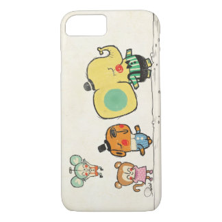 Marching Animals iPhone 7 Case