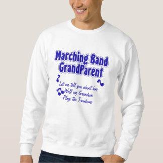 Marching Band Grandparent Sweatshirt